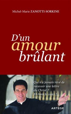 D'un amour brûlant Michel-Marie Zanotti-Sorkine
