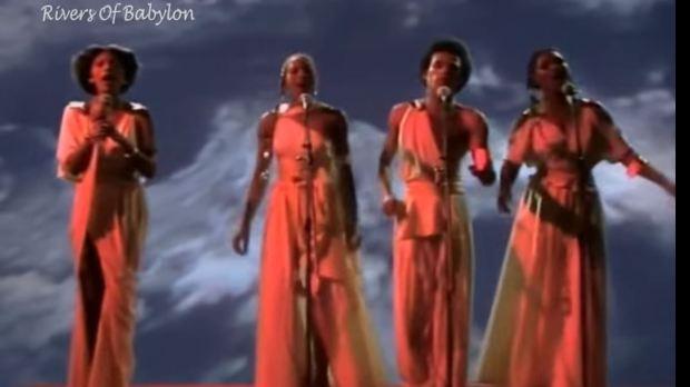 Le groupe Boney M