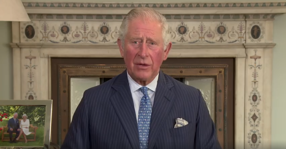 Le prince Charles dAngleterre