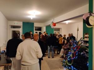 Réveillon 30 novembre paroisse Notre-Dame Étoile du matin