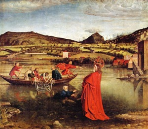 La pêche miraculeuse, de Konrad Witz