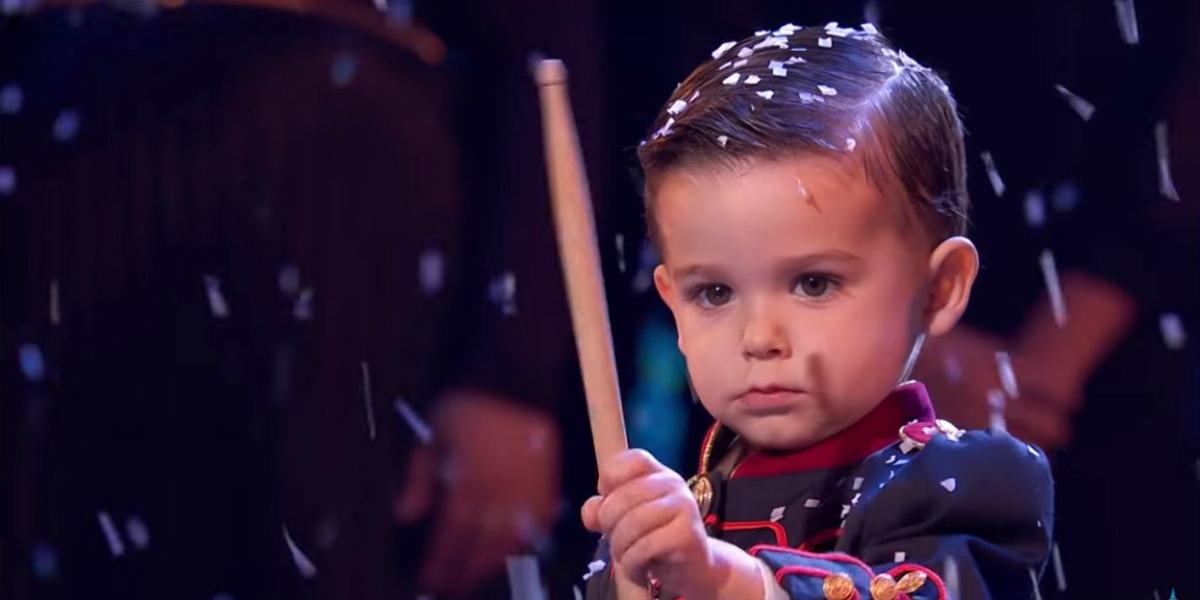 Hugo Molina, le gagnant de la cinquième saison de « Got Talent España ».