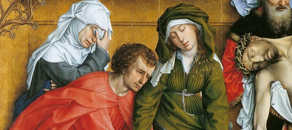 Tableau de Rogier van der Weyden