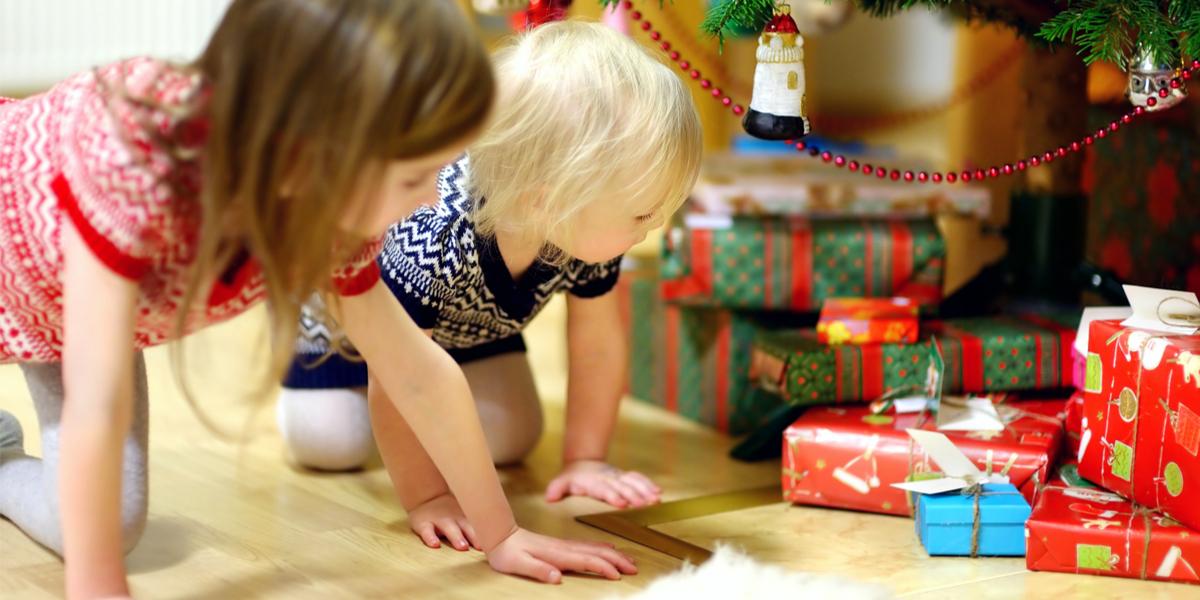 cadeaux de noel - enfants