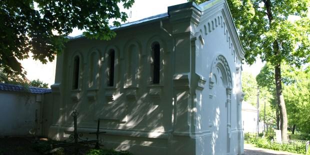 Chapelle funéraire Smolensk