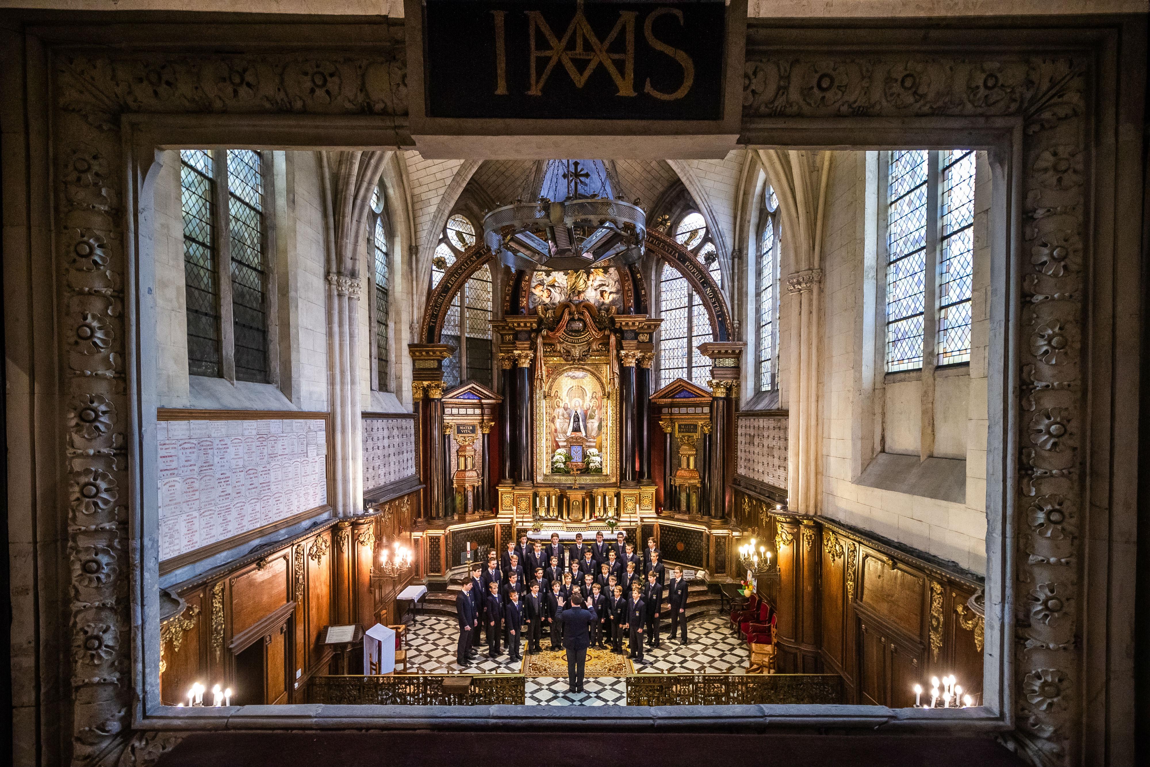 L'Académie Musicale de Liesse.