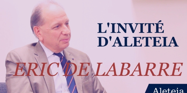"""""""Personne ne peut ignorer que l'ICES est un institut catholique"""", affirme Eric de Labarre, directeur de l'établissement."""
