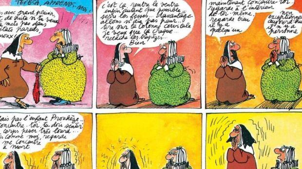 LA VIE PASSIONNEE DE THERESE D AVILA