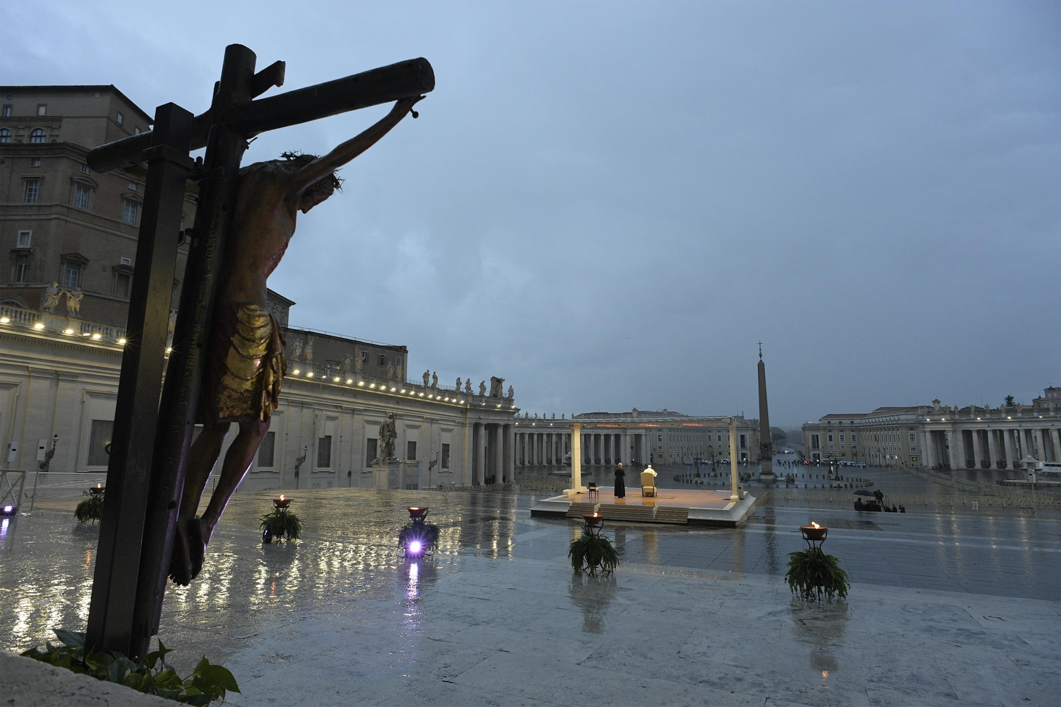POPE URBI ET ORBI