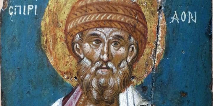 Saint Spyridon de Trimythonte