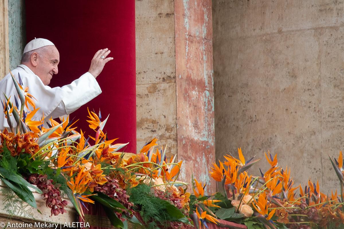 POPE URBI ET ORBI 2019