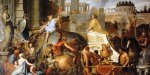 Charles Lebrun, Alexandre le Grand dans Babylone