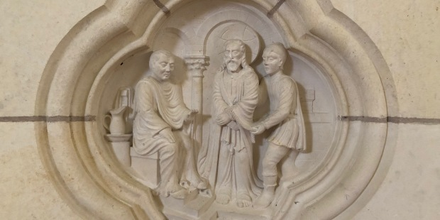 Le Chemin de croix avec les saints