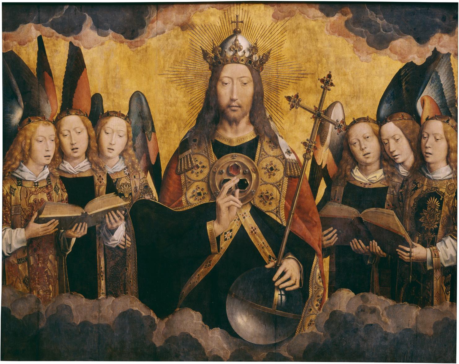 Le retable de Santa María la Real de Nájera