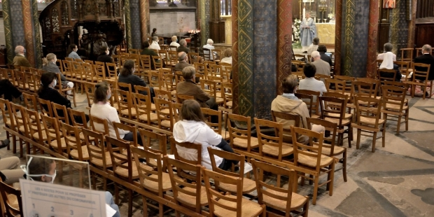 Messe publique Rouen