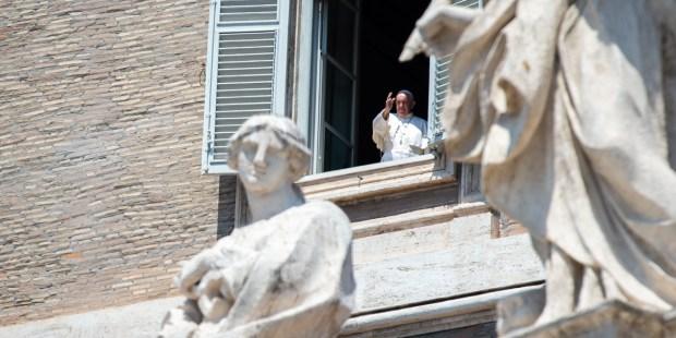 Pape François - Regina Caeli 24 mai 2020