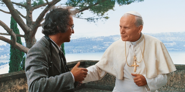 JOHN PAUL II and ADAM BUJAK