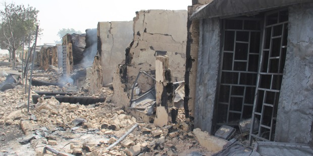 Terrorisme nigeria