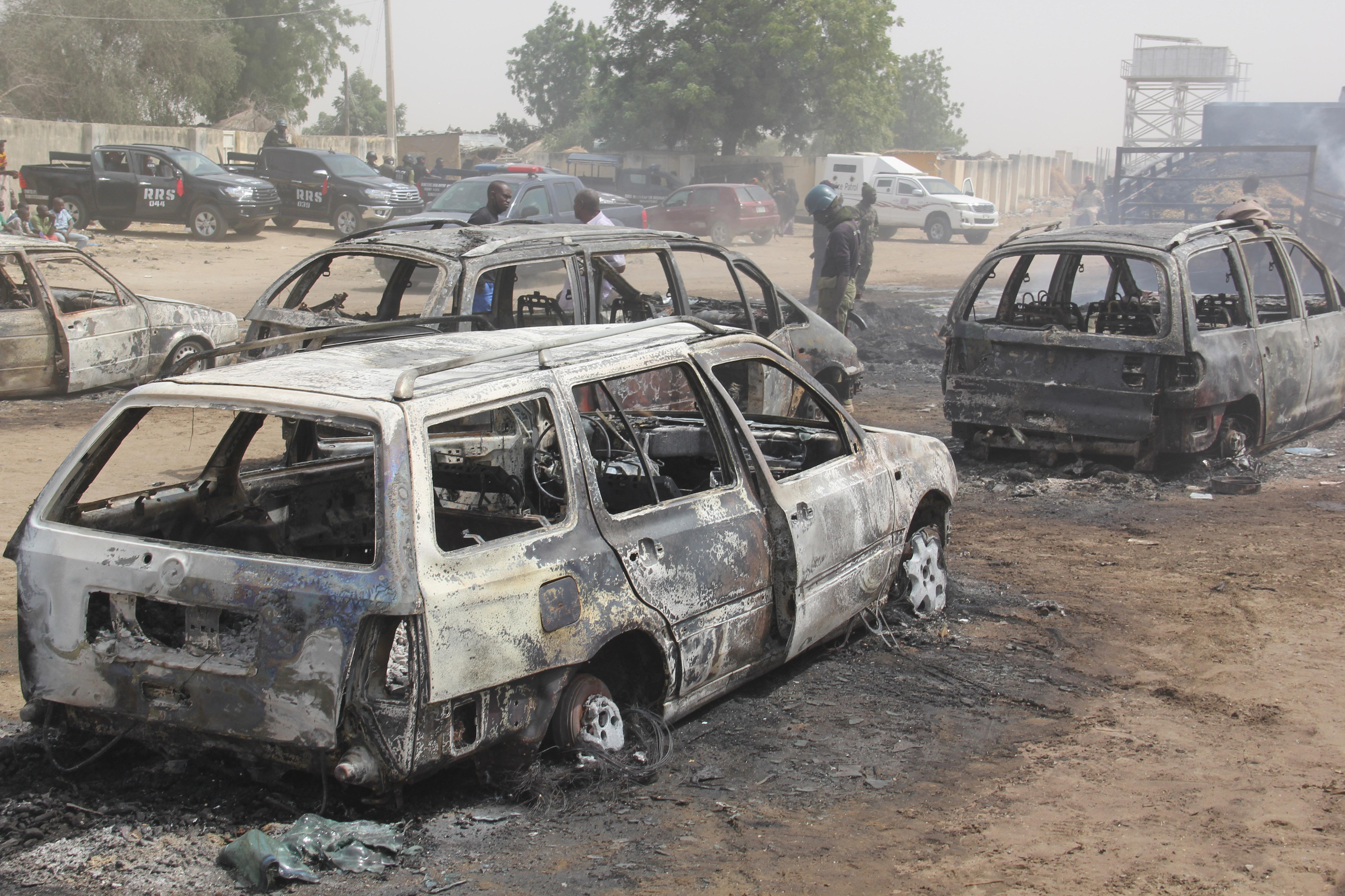 djihadiste nigeria