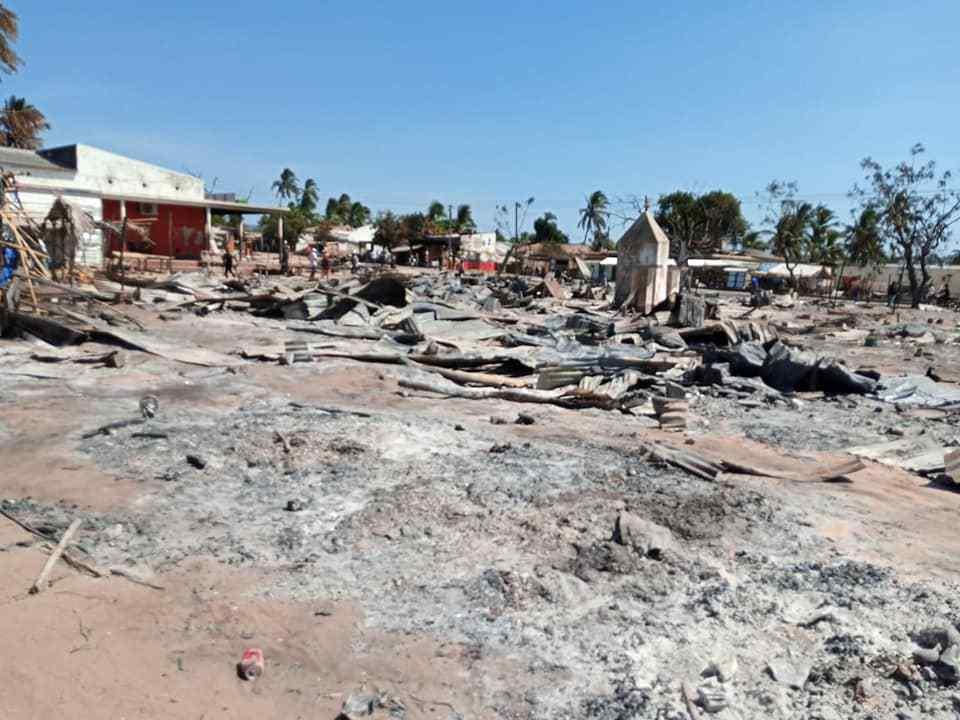 Macomia, Mozambique