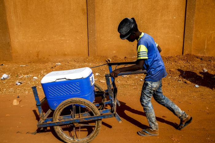 Burkina faso travail des enfants