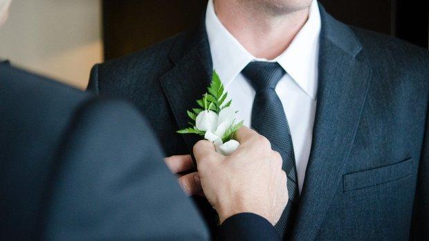 CRAVATE MARIAGE