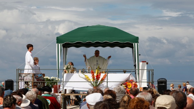 Messe du 15 août
