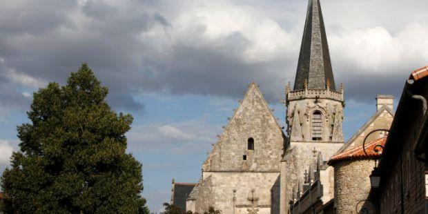 Abbaye Saint Martin de Ligugé