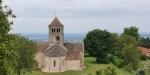 L'église Notre Dame de l'Assomption, à Suin.