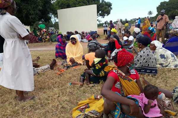 MOZAMBIQUE; AID TO THE CHURCH IN NEED