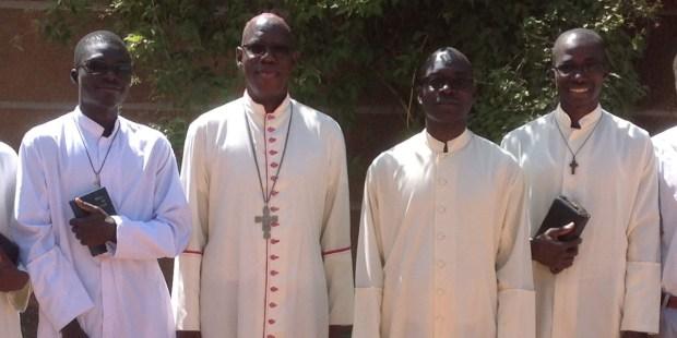 Séminaristes Burkina AED