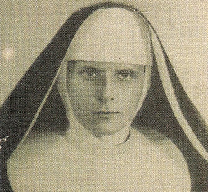 Sancja Szymkowiak, the angel of prisoners