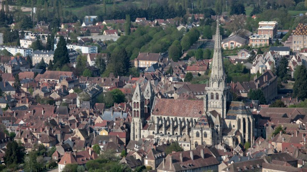 CATHEDRAL ST LAZARE OF AUTUN