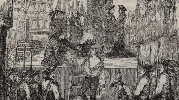 chevalier François-Jean Lefebvre de La Barre