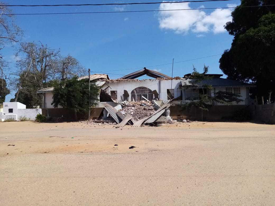 Mozambique terrorisme