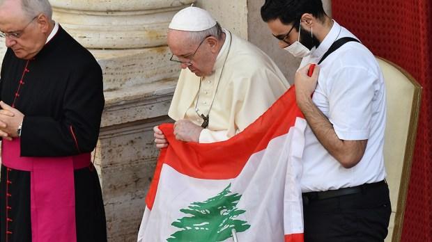 POPE FRANCIS LEBANON