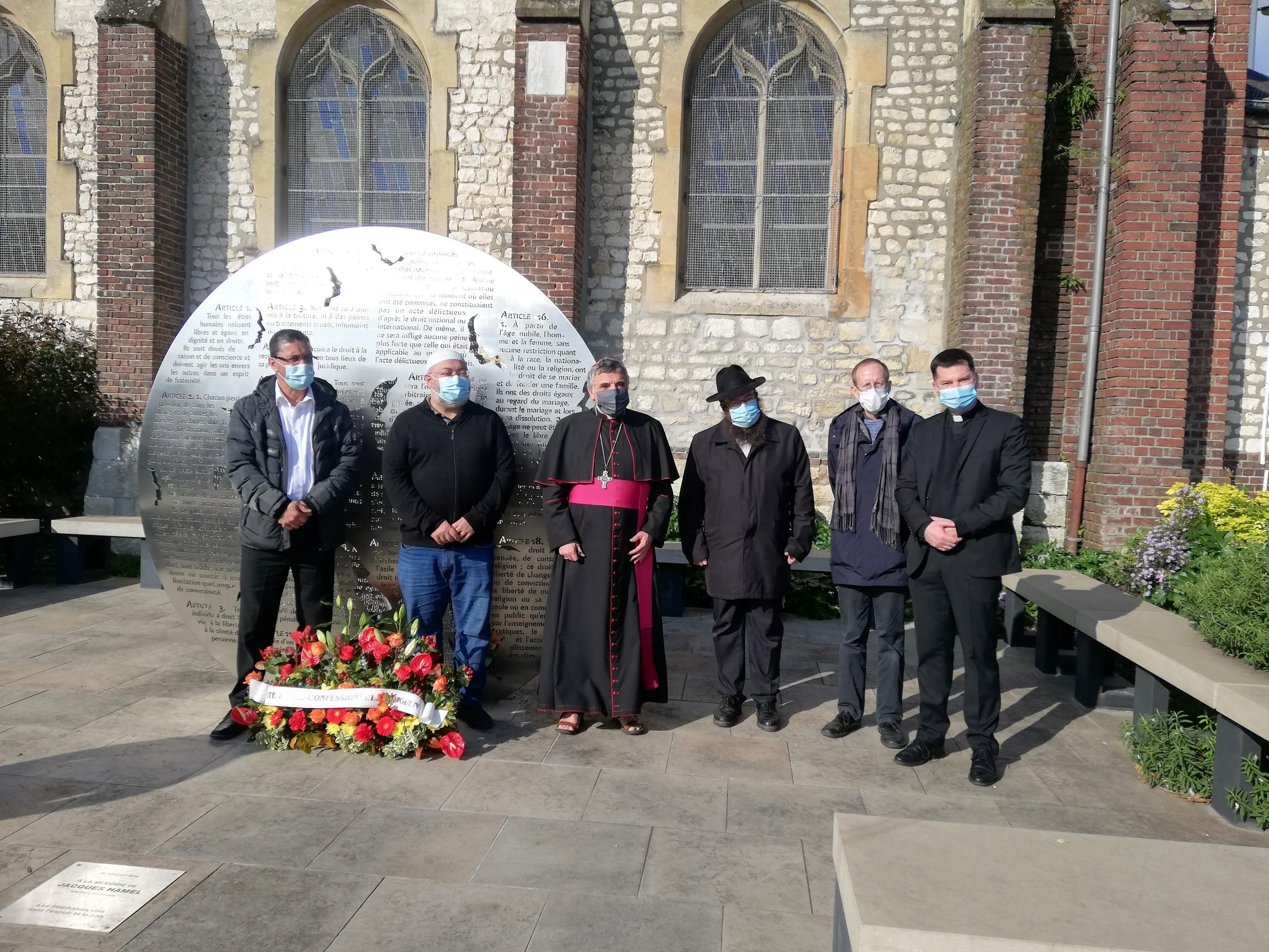 Comité interconfessionnel de Rouen