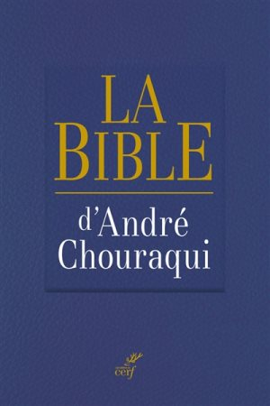 Bible Chouraqui