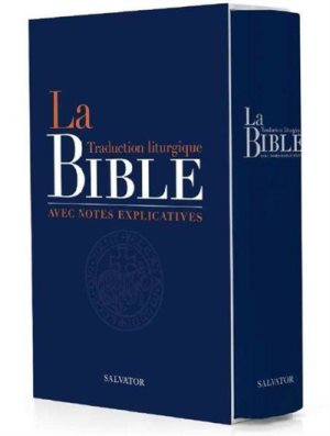 Bible AELF commentée, Salvator