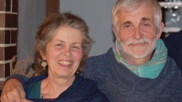 Bertrand et Marie-Hélène Aupècle, L'Arche du Caillou blanc