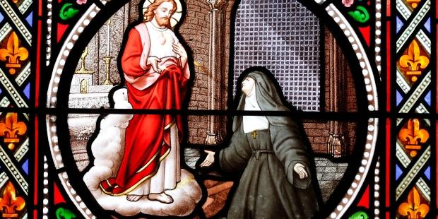 Juin est le mois du Sacré-Coeur de JESUS FR012426C