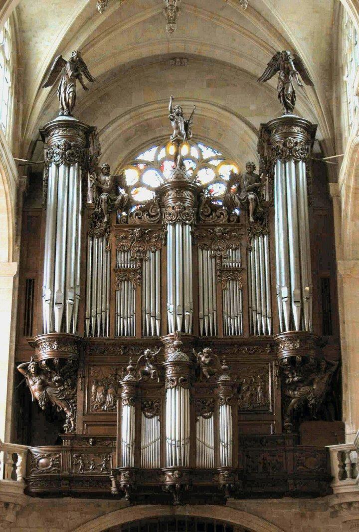 orgue de st etienne du mont