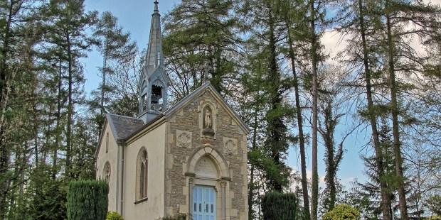 Chapelle de Montoille à Deluz