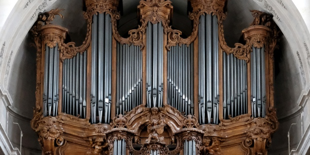 orgue de l'église saint roch à paris