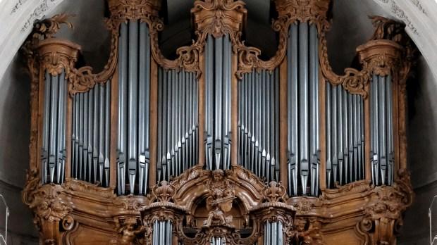 orgue de l'église saint roch à paris