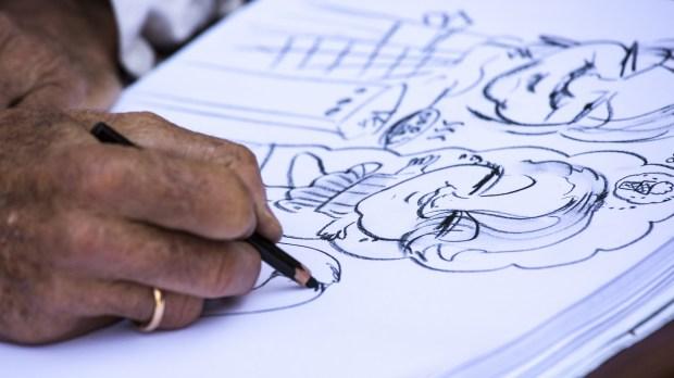 dessin caricature