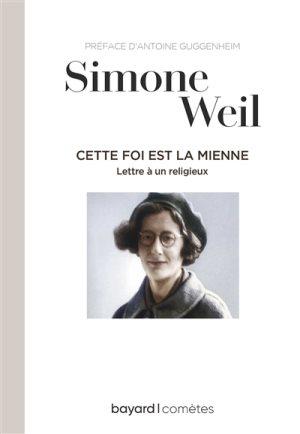 Livre Simone Weil