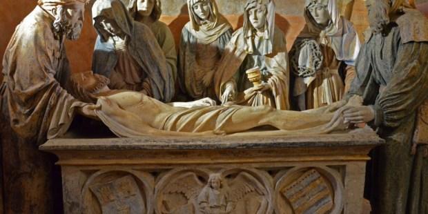 Mise au tombeau de Chaource