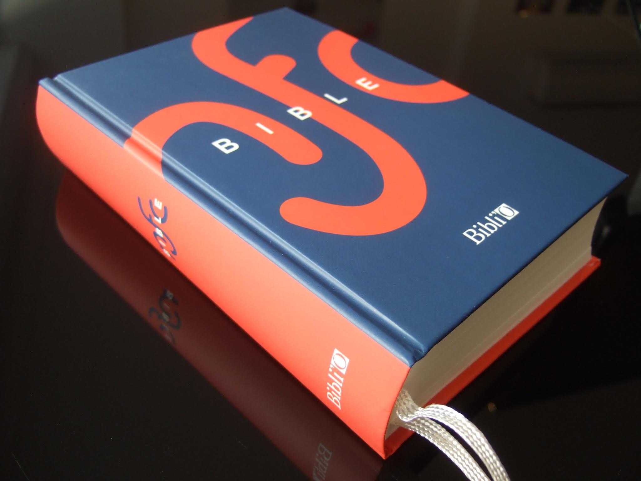 bible nouvelle français courant