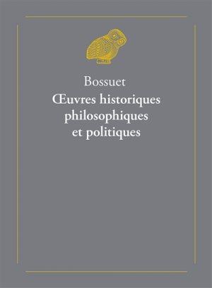 Livre Bossuet